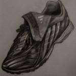 Football Boot Sketch
