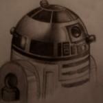 R2-D2 Sketch