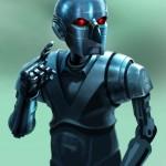 Mabot robot boss