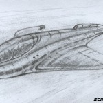 Another spaceship sketch