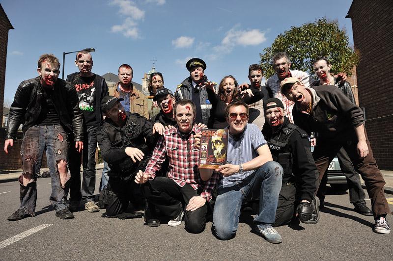 SFX group photo