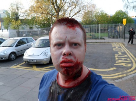 Cockneys vs Zombies - Paul Burrow