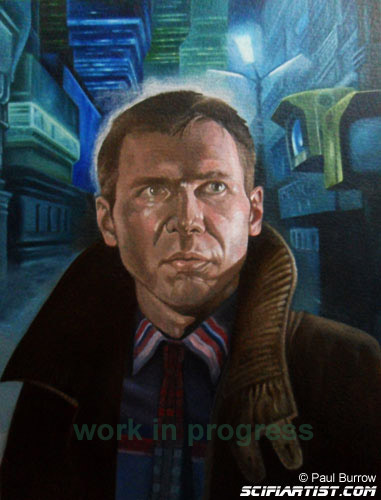 Deckard work in progress