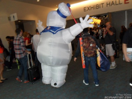 Marshmallow man sdcc