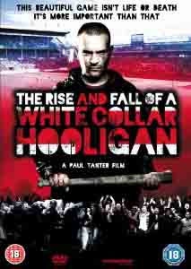 White Collar Hooligan DVD