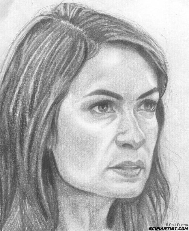 Felicia Day sketch 3