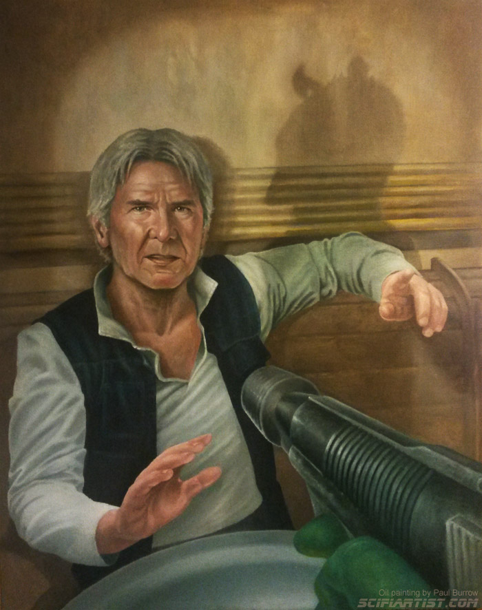 Han Solo Star Wars Episode VII