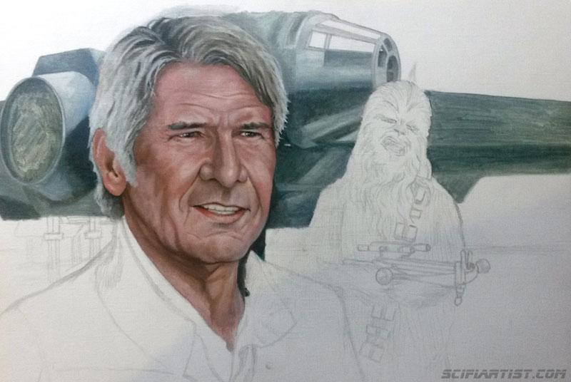 Han & Chewie Update 3