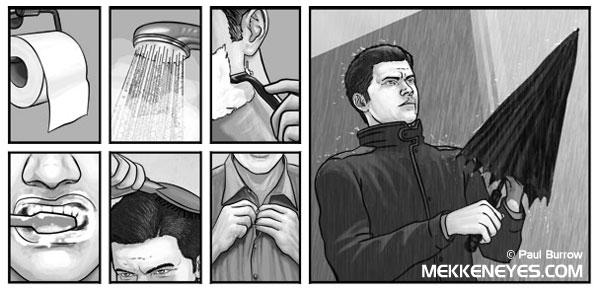 Mekkeneyes panel 3